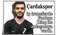 Furkan Çardakspor'da Kaldı
