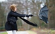 Meteorolojik uyarı...