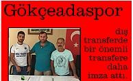 Salim Babacan Gökçeadaspor'da