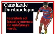 Umut Doğru Dardanelspor'da