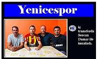 Yenicespor'da Kaptan İmzaladı
