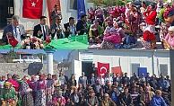 Ayvacık Yukarıköy'de yüzler gülüyor…