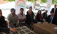 Bahçedere Köyü'nde mera toplantısı