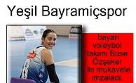 Buse Özşeker Y.Bayramiçspor'da