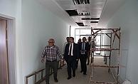 Ceza İnfaz Kurumu inşaatı tamamlanmak üzere