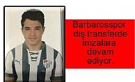 Hamza  Buran Barbarosspor'da