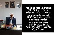 MHP'de son sözü Genel Başkan söyler