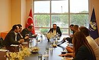 Ortadoğulu yatırımcılardan ÇTB'ye ziyaret