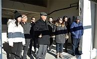 Başkan Gökhan, Barbaros Kreşi'ni inceledi