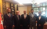 Kandemir Kepez Belediyesi'ne talip