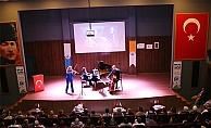 Kepez'de Hacettepe Trio konseri