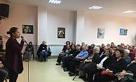 Ünüvar'dan Altın Yıllar'a ziyaret