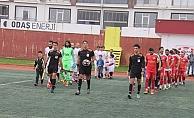 Yeni Çanspor, Ezinespor'u yendi