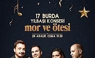 17 Burda AVM'de Yılbaşı Konseri  'Mor ve Ötesi'