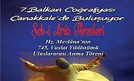 '7. Balkan Coğrafyası Çanakkale'de Buluşuyor'