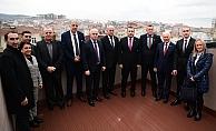 Bosna Hersek heyeti Lapseki'de