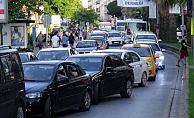 Çanakkale'de araç sayısı artıyor