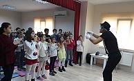 """Çocuk Kültür Evi'nde """"Pantomim Buluşması"""""""