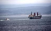'Dvinitsa-50' Çanakkale Boğazı'ndan geçti