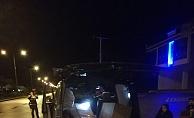 Küçükkuyu'da kaçak göçmen operasyonu