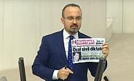"""""""Siz Gazi Mustafa Kemal'in bıraktığı CHP değilsiniz"""""""