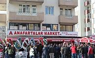 Anafartalar Market büyüyor