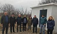 4 köye su hizmeti verildi