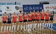 Çanakkale Belediyespor: 1 – Beşiktaş: 3
