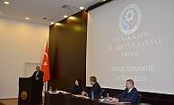 ÇTSO'da 2019'un ilk meclisi