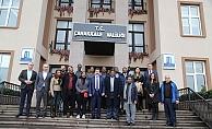 Etiyopya Turizm Heyeti Çanakkale'de