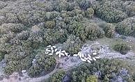 Kaybolan küçükbaş hayvanlar drone ile bulundu