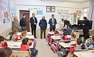 Öğrencileri Isıtan Proje Çanakkale Ve Biga'da...