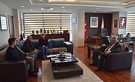 Troas Kültür Rotaları ekibinden ziyaret