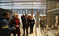 Troya Müzesi'ne hayran kaldı