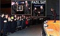 Truva Sonatı Ankara'da da ayakta alkışlandı