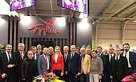 """36. Sofia Turizm Fuarı """"Holiday & SPA Expo"""" açıldı."""