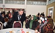 Başkan Kuzu'dan girişimci kadınlara tam destek