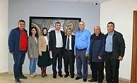 Altınok'tan meclis ziyareti