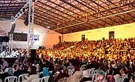 Çan'da Petek Dinçöz konseri
