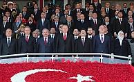 """Erdoğan; """"Biz tarihi şanla, şerefle, onurla yazdık"""""""