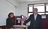 """""""Huzur içerisinde bir seçim oldu"""" (VİDEO)"""
