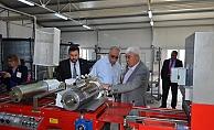 Başkan Gökhan, kooperatifçilik çalışmalarını yerinde inceliyor