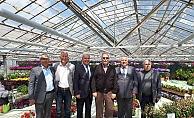 Başkan Gökhan'ın İzmir temasları