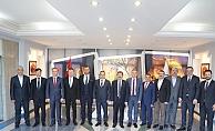 İl Genel Meclis Üyeleri'nden Vali Tavlı'ya ziyaret