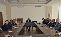 Komite Başkanları toplandı