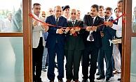 Biga Ağaköy Yerleşkesi Camii ibadete açıldı