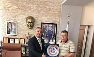 Yargıtay Başkanından Oruçoğlu'na ziyaret