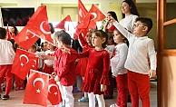 Atam Kreş'te 29 Ekim Çoşkusu