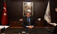 Başkan Öz'den 29 Ekim Cumhuriyet Bayramı kutlama mesajı