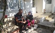 Çan Belediye Zabıtaları vatandaşların yanında